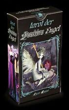 Tarotkarten - Tarot der dunklen Engel - inkl. Anleitung - Fantasy Karten legen