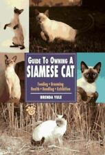 Guide to Owning a Siamese Cat by Brenda Yule (1997, Hardcover)