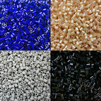 DI- 1000 Pcs 5mm Beads for Kids Children Educational Fun DIY Crafts Toy Gift Eag