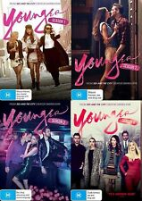 Younger TV Series Complete Season  1-4 1 2 3 4 New Oz DVD Sets Region 4