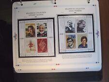 Canada Stamp Scott#  1828,1829  Milllennium Collection MNH  2000 C221