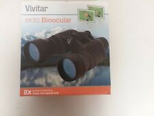 Vivitar Binoculars 8x50 new open box