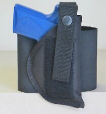 "Ankle Holster for COBRA TITAN DERRINGER 410 / 45LC with 3 1/2"" Barrel"