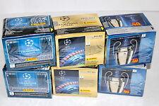 Panini ligue des champions set 3 x 2 Display Box cajita 09/10 10/11 11/12 MINT!