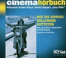 Hollywood Inside Storys Dennis Hopper Peter Biskind Easy Rider Audio CD
