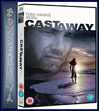 CAST AWAY- Tom Hanks  & Helen Hunt  **BRAND NEW DVD  **