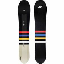 K2 Overboard Hombres Snowboard Freeride All Mountain Disfrutador 2020 Nuevo
