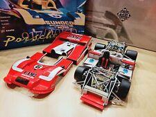 RARE Exoto 1975 PORSCHE 917/30 CAM2 No. 6  1/18 Racing Legends Diecast Model Car