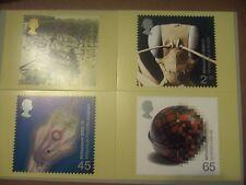 GB F/U STAMP PHQ CARD SET - MIND & MATTER - 5.9.2000