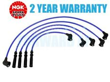 NGK Spark Plug Wires 7mm For Pickup Truck for Nissan D21 Hardbody Stanza Axxess