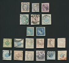 More details for austria stamps 1851-1890s newspaper journal issues w mercury various types