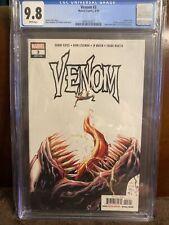 venom 3 cgc 9.8 1st print