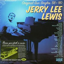 Jerry Lee Lewis - Original Sun Singles '56 - '60 (2-LP, 180g Vinyl) - Vinyl R...