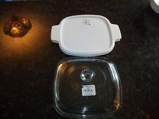 Nude corningware petite pan glass lids cams