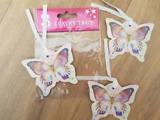 Butterfly Luxury Gift Tags