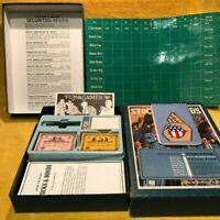 Vintage Stocks And Bonds Bookshelf Board Game 1964 3M  Complete