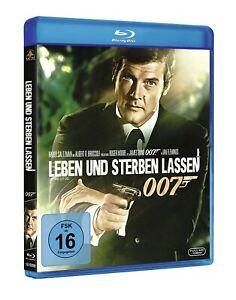 James Bond 007 - Leben und sterben lassen [Blu-ray/NEU/OVP] mit Roger Moore