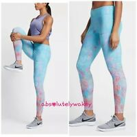 NIKE EPIC LUX 2.0 Women's Printed Running Training Gym Tights