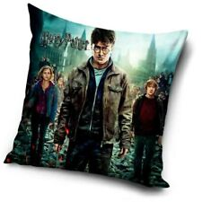 Federa Harry Potter copri cuscino 40 x 40 scena finale merchandise ufficiale