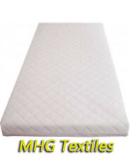 Junior Toddler Ultra Fibre Eco-Friendly Baby / Toddler Cotbed Mattress All Sizes