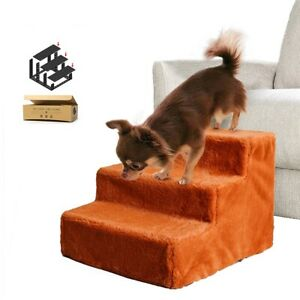 Pet Ladder Cat And Dog Ladder Can Be Assembled And Disassembled Antiskid Step La