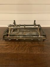 """Natural Gas 21"""" Gas Log Black Grate Assembly With 630 Eurosit Gas Valve 0630522"""