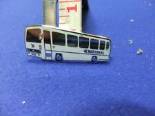 vtg badge national bus coach services advert advertising driver staff psv