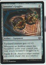 FOIL Inventor's Goggles Kaladesh MAgic The Gathering Artifact MTG CCG