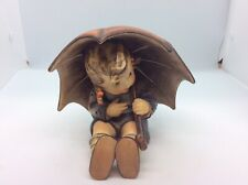 Goebel MJ Hummel figurine Girl With Large Umbrella 152/b 1951