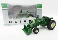 2019 SpecCast 1:64 OLIVER Model 1750 Wide Front Tractor w/LOADER *NIB*