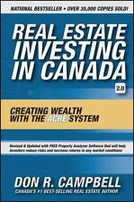 Real Estate Investing in Canada: Creating Wealth with the ACRE System-ExLibrary