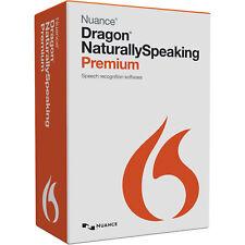 NUANCE DRAGON NATURALLY SPEAKING PREMIUM 13.0 - DOWNLOAD LINK + KEY -  ENGLISH