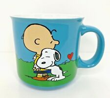 "NWT Peanuts Mug "" Be the Person Your Dog Thinks You Are""  Snoopy & Charlie B"