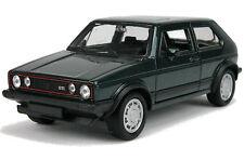 Modellauto WELLY NEX Golf I GTI