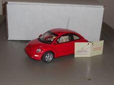 Franklin Mint 2000 Volkswagen Beetle 1:24 red