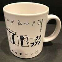 Staffordshire Stonehenge Coffee Mug Tableware Made in England Vintage Cup