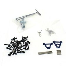 Traxxas 4x4 Slash 1/16 Tool Set Hex Screw Assortment Bulkhead Pins E-Revo Summit