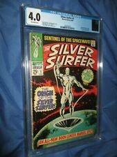 SILVER SURFER #1 CGC 4.0 1968 ~Origin of the Silver Surfer (Fantastic Four Movie