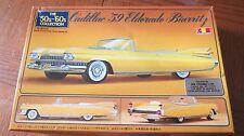 Gunze Sangyo 1959 Cadillac Eldorado Biarritz  1/32 Model Car Kit