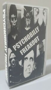 Psychobilly Freakout Recorded Live @ the 6th Big Rumble Halloween Party 1983 VHS