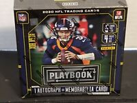 2020 Panini Playbook Mega Box Exclusive Orange Parallels 613297955375