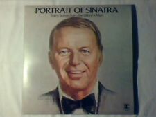 FRANK SINATRA Portrait of 2lp UK COLE PORTER PAUL ANKA BEATLES NUOVO UNPLAYED!!!