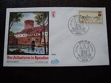 ALLEMAGNE (berlin) - enveloppe 1er jour 18/2/1982 (B8) germany