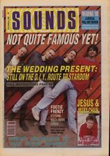 Wedding Present Jesus & Mary Chain Napalm Death Husker Du Reading Mag