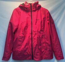 Marmot Women's Lindsey Component Snow Ski Jacket Bright Rose Pink XL NEW