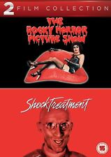The Rocky Horror Picture Show/Shock Treatment [DVD]