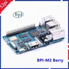Quad Core cortex A7 CPU 1G DDR Banana pi BPI-M2 Berry ,same size as Raspberry Pi