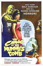 Curse Of Mummys Tomb Poster 01 Metal Sign A4 12x8 Aluminium