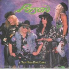 Dance Metal 45 RPM Speed Vinyl Records
