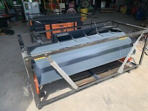 72 inch skid steer rototiller TMG SRT72 Bi Directional Nice Quality New